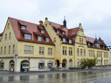 Kapitalanlage!!! Vermietete Arztpraxis (Orthopädiezentrum) in historischem Gebäude von Kitzingen
