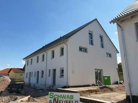 Neubau Reihenendhaus in ruhiger Wohngegend