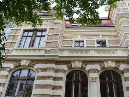 Exklusive 1-Zimmer-Dachgeschosswohnung in Eberswalde