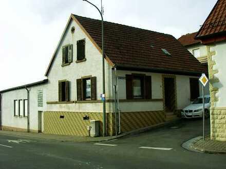 Kerzenheim, Ein-Fam.-Haus, Garten, Doppelgarage, ruhig