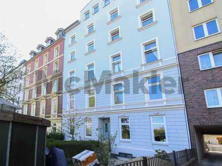 Lukrative Kapitalanlage in Hamburg-Altona: 3-Zi.-Altbau-ETW mit idealer Anbindung!