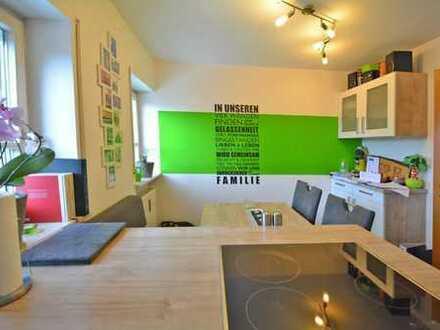 Gemütliche und moderne 2 Zimmer Dachgeschosswohnung in Freilassing