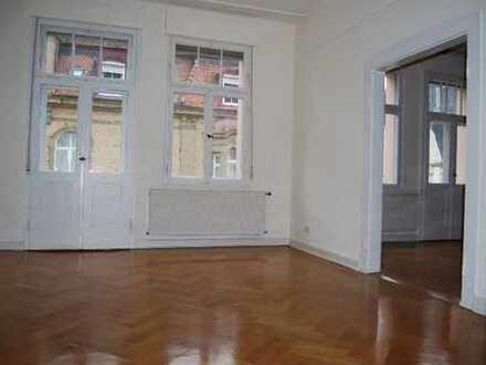 Großzügige 8 -Zimmermietwohnung in Bad Kissingen Citylage !!! Hier ist viel Platz !!!