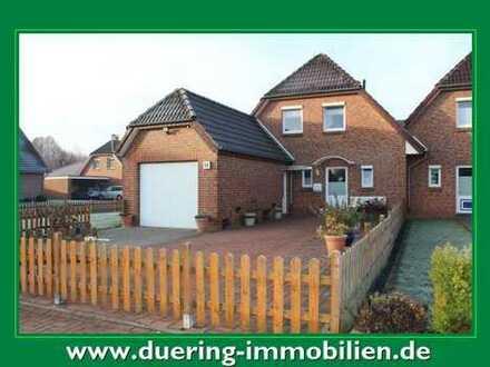 Charmante Doppelhaushälfte in begehrter Wohnlage von Ostrhauderfehn zu vermieten!