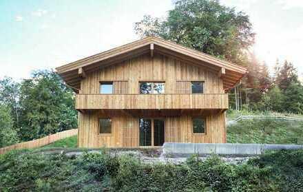 Hochwertige moderne Doppelhaushälfte mit vier Zimmern- Neubau