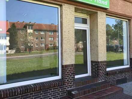 Gewerberäume im Stadtteil Bant zu vermieten