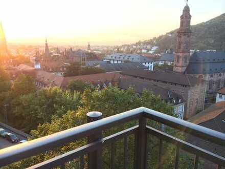Heidelberg - 3 ZKB mit herrlichem Blick auf Schloß und über die Altstadt