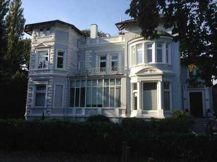 Lahusenvilla, Belle Etage für Menschen die das Besondere schätzen, auch als Büro geeignet