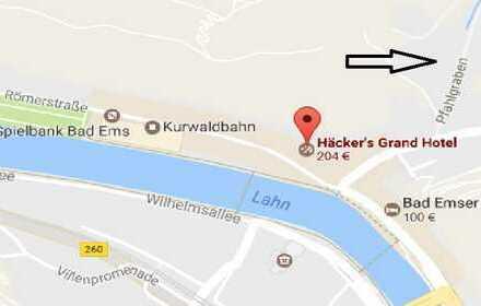 Bauplatz nahe Häcker's Grand Hotel / Kurmittelhaus / Spielbank - von privat