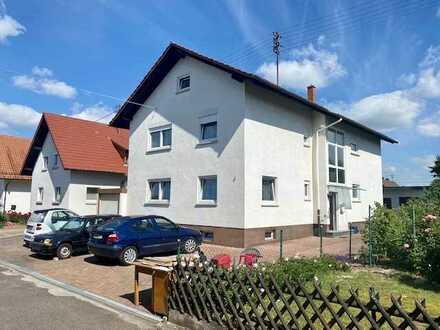 Schönes 2 Familienhaus in Wiesloch- Frauenweiler