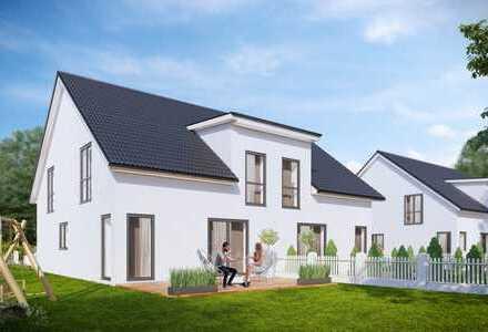Doppelhaus mit variablem Grundriss inkl. Grundstück