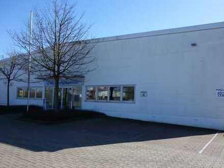 Moderne Hallen- und Büroflächen in Ahrensburg
