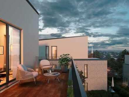 Ideal für die Familie- 3-Zimmer-Wohnung über den Dächern von Achim