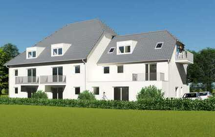 Zögern Sie nicht : Ihre neue Eigentumswohnung (3) im Dachgeschoss mit Balkon