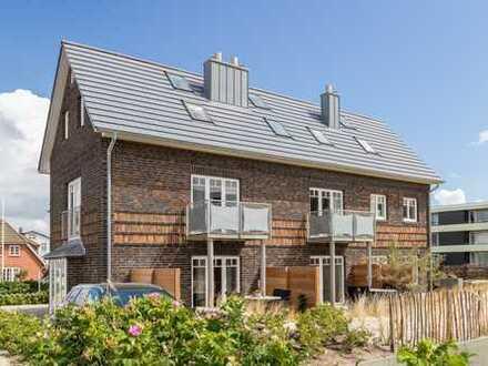 Dauerwohnung / Erstwohnsitz in zentraler ruhiger Strandlage, 110 m², 4 Zimmer