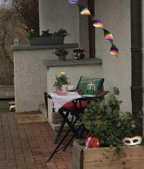 Mitbewohner/in gesucht Zimmer in Doppelhaushälfte mit Garten!