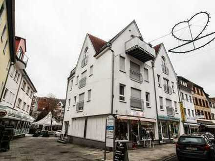 Gepflegte 1 Zi. Wohnung mit Fußbodenheizung in zentraler Lage von Bad Orb