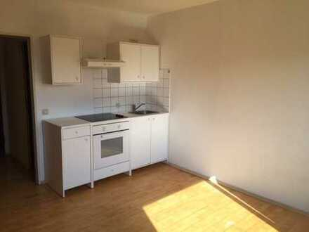 Apartment mit Aufzug und kleiner Einbauküche!