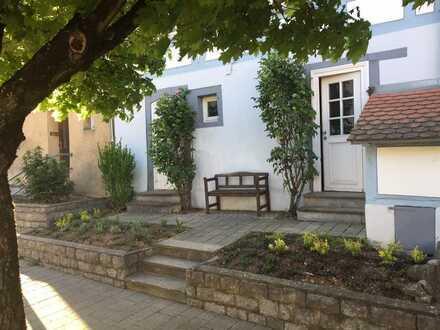 Großzügiges Wohnen: Zwei Wohnungen im historischen Fachwerkhaus