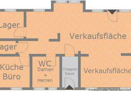 Neu Saniert - Gewerbeeinheit auf der Lauchhammer Straße