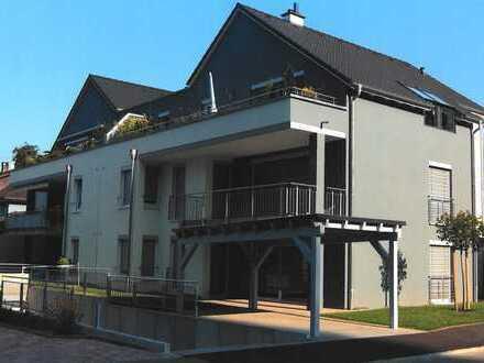 Moderne 3 1/2 Zi. DG-ETW mit Balkon, Lift und TG