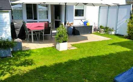 Sonnige 4-Zimmer-Gartenwohnung in Freiham incl. TG