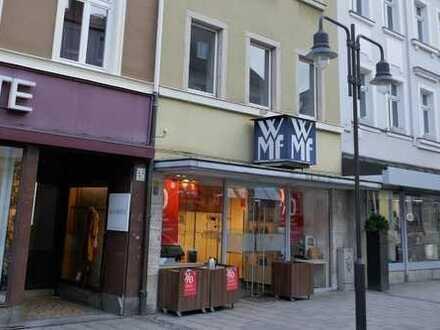 Verkaufsfläche in TOP-Lage in der Ludwigstrasse - Innenstadt von Hof