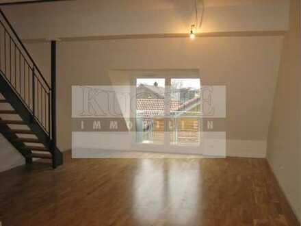 Hochwertige 4-Zimmer-Wohnung mit Galerie in Herrsching zu vermieten!
