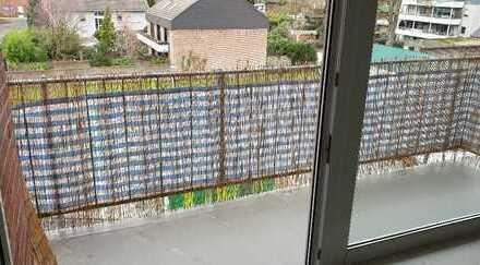 2,5 Zimmerwohnung mit Balkon und Gemeinschaftsgarten