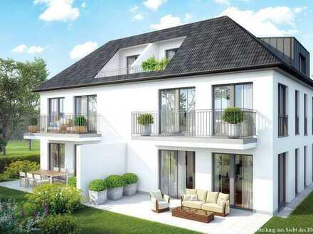 Schönes und ruhiges Wohnen in Untermenzing 2 Zi-Dachgeschosswohnung Wohnung 6
