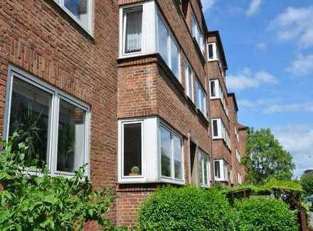 3-Zimmer Wohnung mit Balkon und Kamin am Blücher FREI ab 10.18