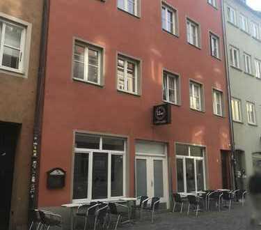 Vielseitig nutzbare Gewerbeeinheit in Toplage Augsburg