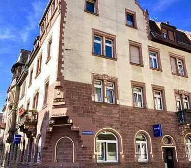 HERRSCHAFTL. Jugendstil-ALTBAU Bj.1904 – Exkl. TRAUMWOHNUNG – Begehrte Lage DURLACH unterh. TURMBERG