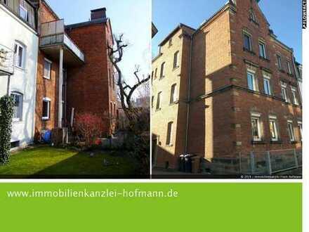 Wunderschönes Ziergiebelhaus mit Backsteinfassade in innenstadtnaher Lage