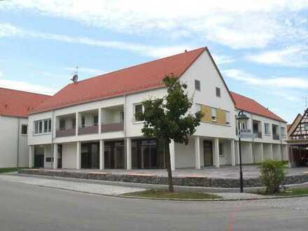 """Seniorenwohnanlage (ab 60 J.) """"im Adler"""" in Hohenstein-Bernloch - 1-Zimmerappartement im EG"""