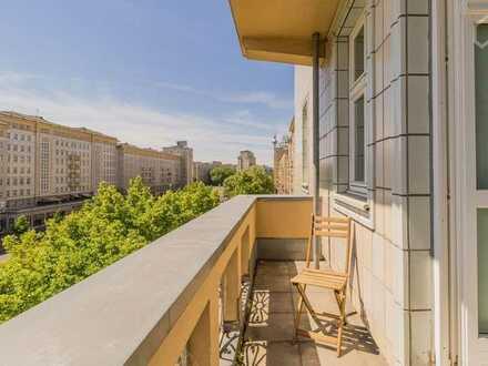 Erstbezug mit EBK und Balkon: freundliche 2-Zimmer-Wohnung in berlin
