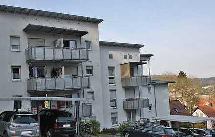 Seniorengerechte Wohnung in ruhiger Wohnlage
