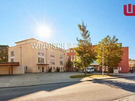 WINDISCH IMMOBILIEN - Appartement in Seniorenresidenz FÜR MIETER AB ALTER VON 60 JAHREN