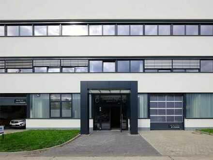 Multifunktionale Gewerbeflächen im Gewerbepark Dresden-Niedersedlitz