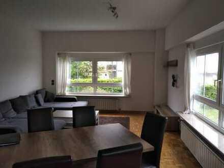 Möblierte Erdgeschosswohnung in ruhiger Wohnlage