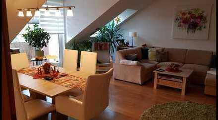 Vollständig renovierte 3-Zimmer-Wohnung mit Balkon und Loggia, EBK in Ahornstraße, Werneuchen