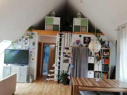 Traumhafte 2,5 Zimmer Maisonette Wohnung in Laupheim