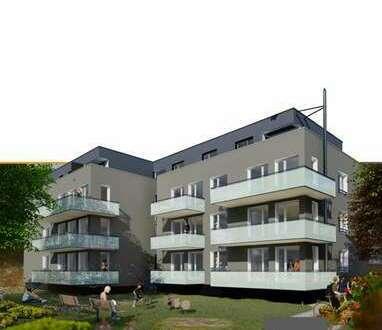 Zentral Wohnen an der Altstadt Nürtingen - VIERZIMMERWOHNUNG MIT BALKON/GARTEN