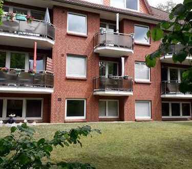 Schöne, geräumige zwei Zimmer Wohnung in Harburg (Kreis), Buchholz in der Nordheide