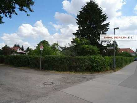 IMMOBERLIN: Wunderschönes Baugrundstück im ruhigen Anliegerwohngebiet