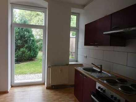Sie suchen eine schöne Terrassenwohnung in Annaberg...?