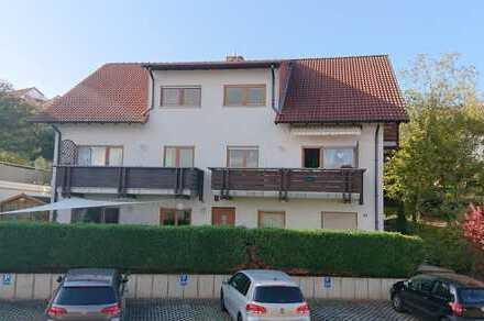 RB Immobilien – TOP-Gepflegte 3 Zimmer Eigentumswohnung mit 2 PKW-Plätzen in Kirchheimbolanden