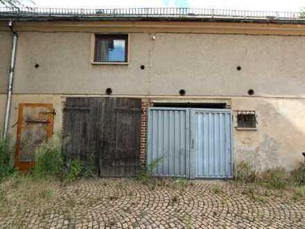2 Garagen und Werkstätten- oder Lagerräume in Crimmitschau - Frankenhausen
