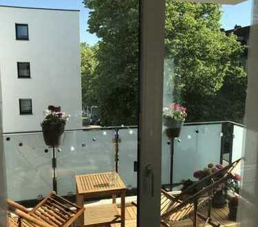 Erstbezug: exklusive, voll möbilierte 2-Zimmer-Wohnung in Marburg