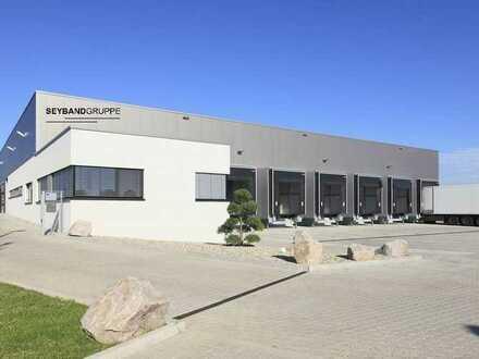 NEUBAU - Lager, Logistik und Produktion im Gewerbepark an der A5